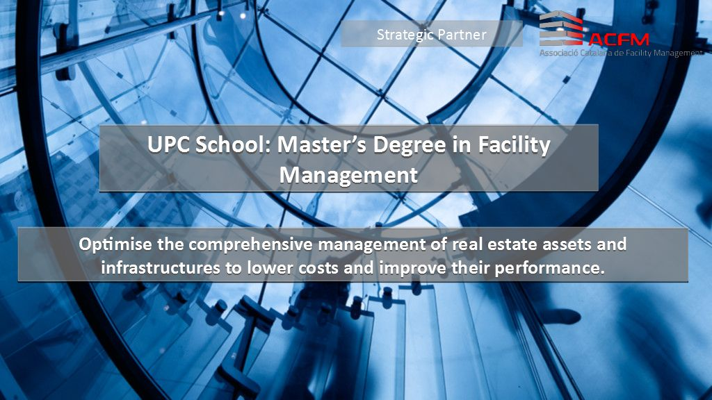 Master's Degree in Facility Management